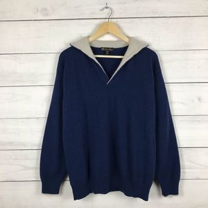 Loro Piana Italy Cashmere Sweater